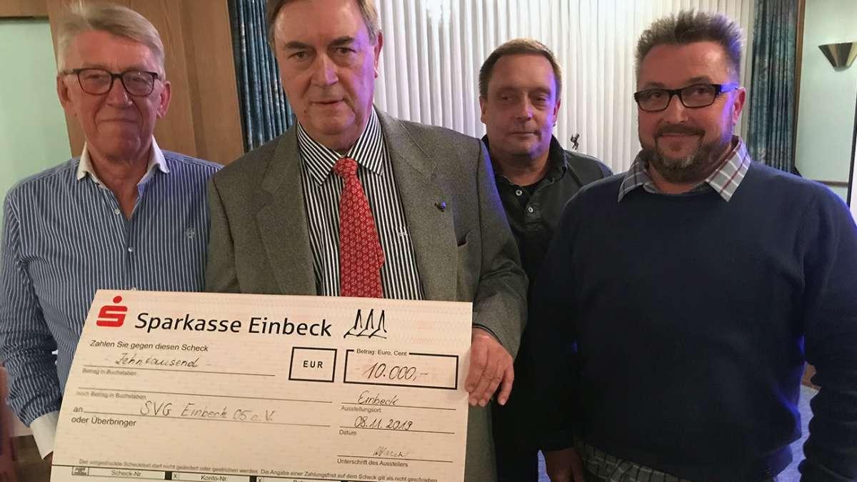 Kettler führt jetzt die SVG Einbeck - Einbecker Morgenpost