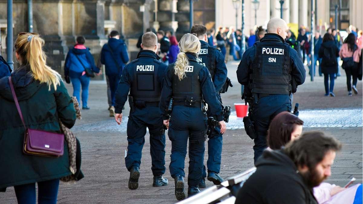 Bewerberkonto Polizei
